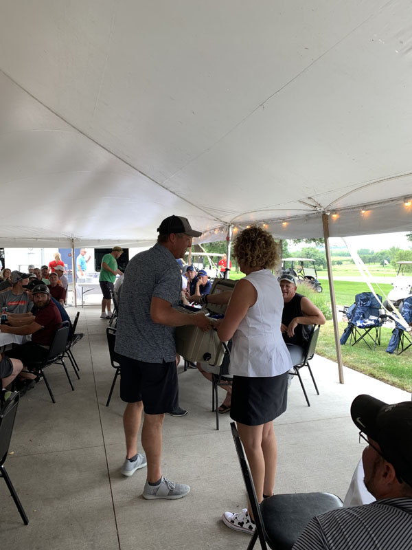 Central Plains Dairy Golf Outing
